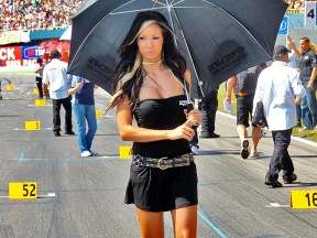 Paddock Girl at the TIM TT Assen GP