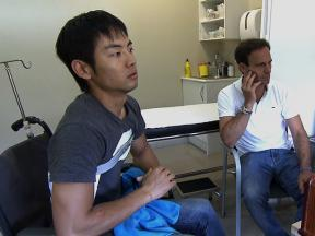 Hiroshi Aoyama discusses his recovery from injury