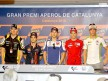 MotoGP press conference at the Gran Premi Aperol de Catalunya