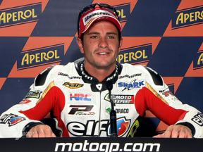 Catalunya 2010 - MotoGP - QP - Interview - Randy de Puniet