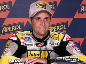 Catalunya 2010 - Moto2 - QP - Interview - Thomas Luthi