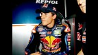 Marc Marquez in the Red Bull Ajo Motosport
