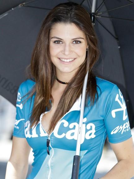 Paddock Girl at the Gran Premi Aperol de Catalunya