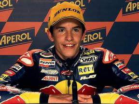Catalunya 2010 - 125cc - Race - Interview - Marc Márquez