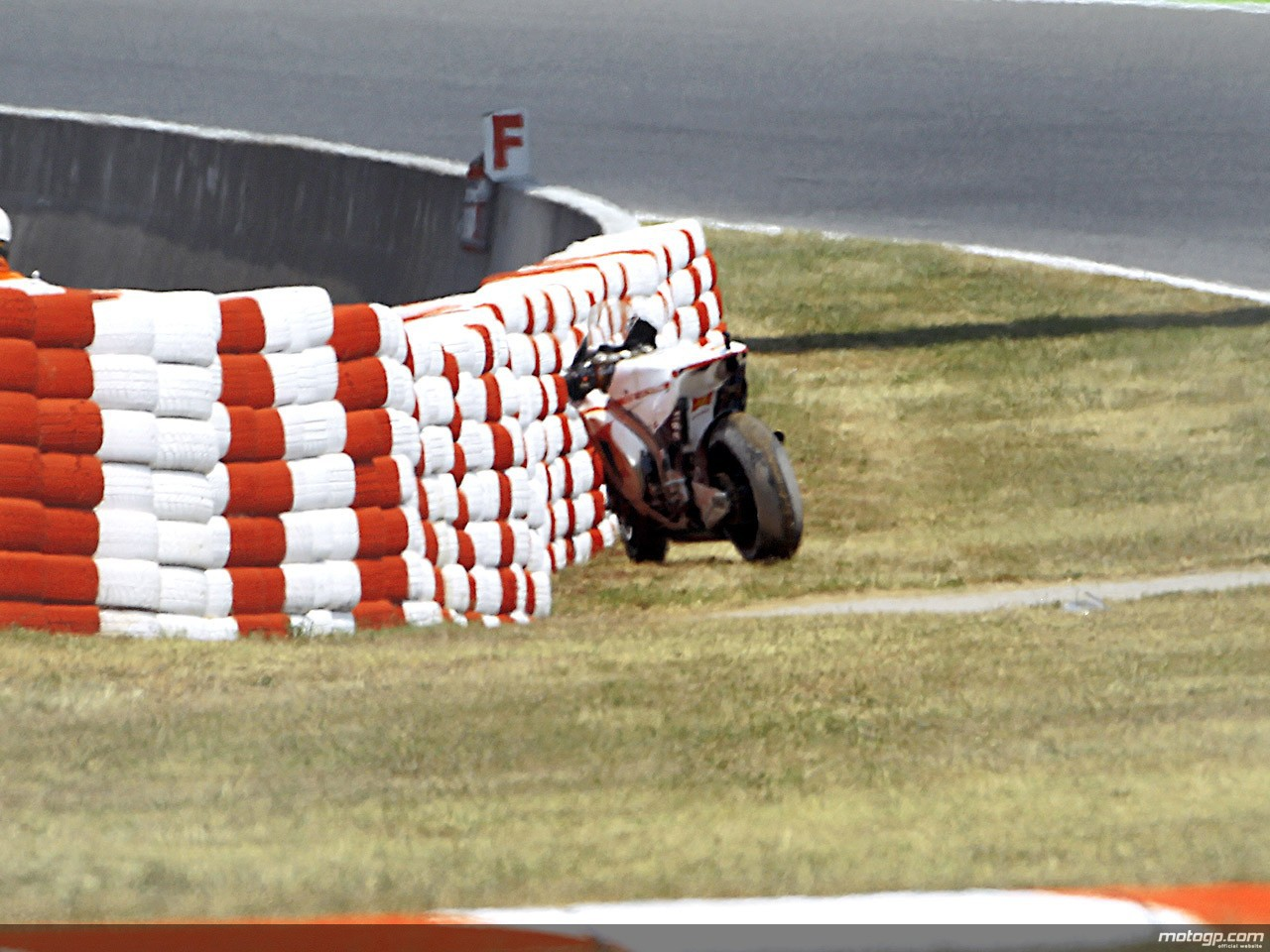 Motogp Accident
