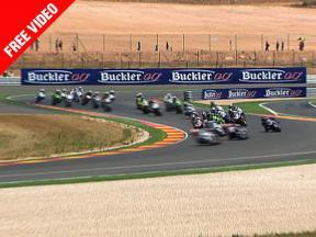 2010 - CEV Buckler - Round 4 - Motorland Highlights - Moto2