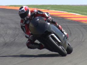 Barberá gives impressions of Motorland