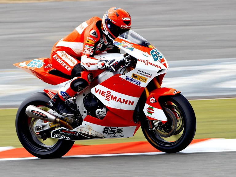 Stefan Bradl in action