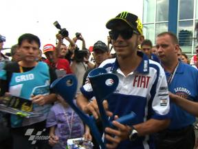 MotoGP prepared for Rossi return in Germany