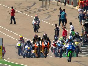 Sachsenring 2010 - 125cc - FP1 - Full session