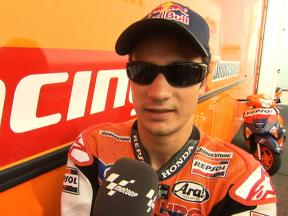 Pedrosa happy with Sachsenring start