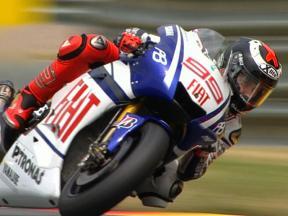 Sachsenring 2010 - MotoGP - QP - highlights