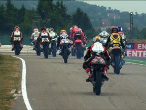 Sachsenring 2010 - 125cc - QP - Full session