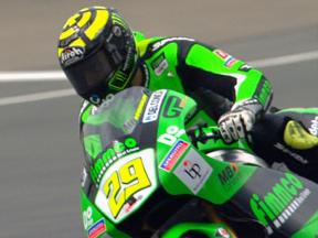 Sachsenring 2010 - Moto2 - FP2 - Highlights
