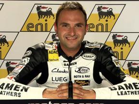 Sachsenring 2010 - Moto2 - QP - Interview - Arne Tode