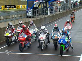 Sachsenring 2010 - 125cc - FP2 - Full session