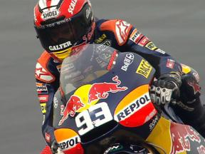 Sachsenring 2010 - 125cc - FP2 - highlights