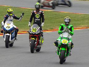 Sachsenring 2010 - Moto2 - Race - highlights