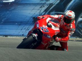 Laguna Seca 2010 - MotoGP - FP1 - highlights