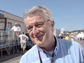 motogp.com commentator Nick Harris
