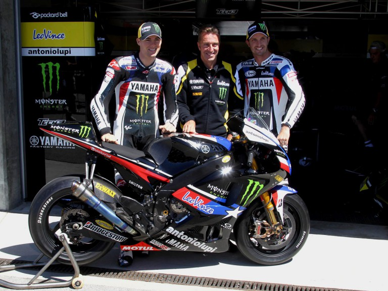 Monster Yamaha Tech 3 unveil 'Team Texas' livery