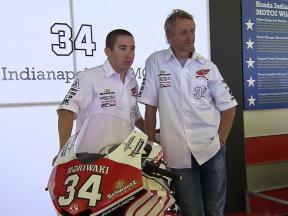 Kevin Erion on American Honda's Moto2 project