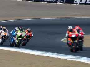 Laguna Seca 2010 - MotoGP - FP2 - Full session
