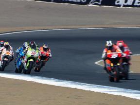 Laguna Seca 2010 - MotoGP - FP2 - Full session
