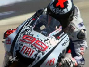 Laguna Seca 2010 - MotoGP - FP2 - Highlights