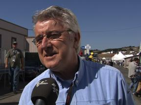The Speakers' Corner: Nick Harris on Laguna Seca FP1