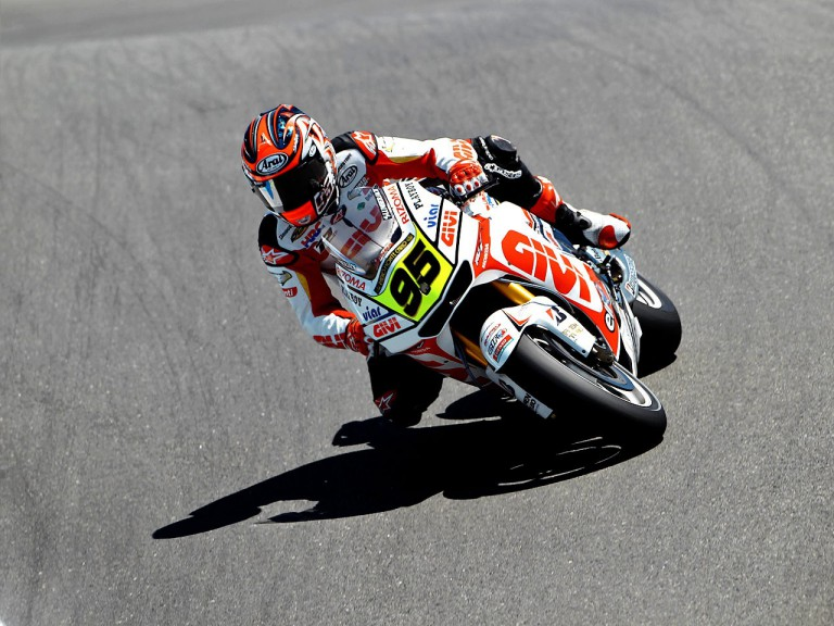 Roger Lee Hayden in action in Laguna Seca