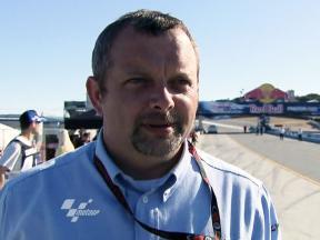 Ian Wheeler looks back over Laguna Seca QP