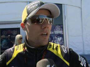 Spies satisfied with fifth on grid