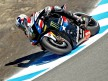 Ben Spies on track in Laguna Seca