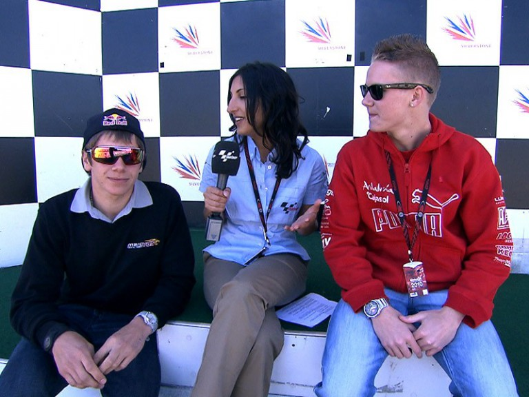 Introduction to… Danny Webb and Scott Redding