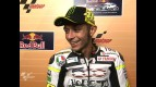 Rossi delighted after hard weekend