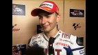 Lorenzo pleased with Laguna display