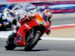 Nicky Hayden in action in Laguna Seca
