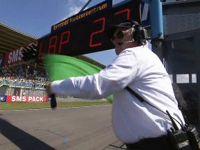 MotoGP rules and regulations: Flags and lights