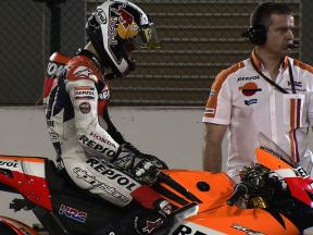 Dani Pedrosa's 2010 season so far…