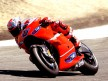 Stoner in action at Laguna Seca