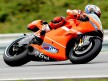 Casey Stoner on track in Brno