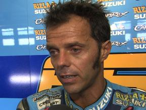 Capirossi to push for more pace