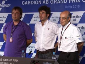 Karel Abraham MotoGP team announced in Brno