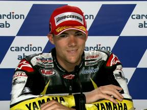 Brno 2010 - MotoGP - QP - Interview - Ben Spies