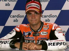 Brno 2010 - MotoGP - Race - Interview - Dani Pedrosa