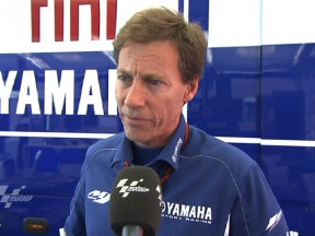 Yamaha Motor Racing Managing Director