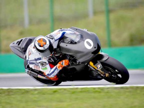 Lorenzo completes an important day of testing in Brno