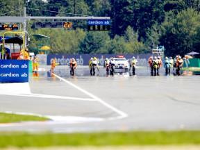 MotoGP action starts at Brno