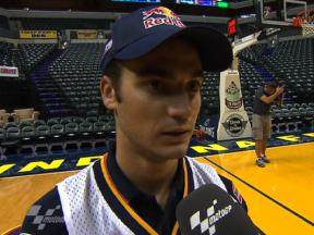 Pedrosa to stick with MotoGP after basketball effort